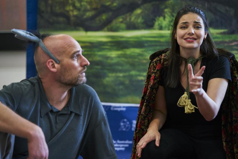Australian Shakespeare Company Workshop
